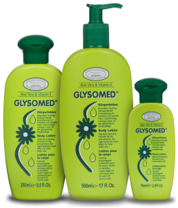 Bodylotions von Glysomed